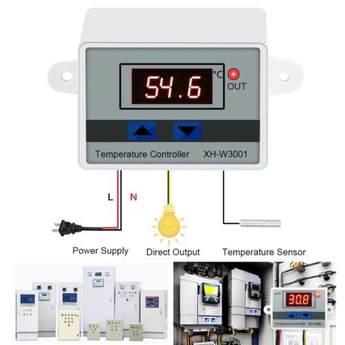 Foto Produk pengatur suhu kandang thermostat dari Motojasa