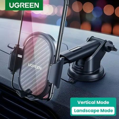 Foto Produk Ugreen Windshield Dashboard Car Phone Mount Stand Suction Holder dari penta mart