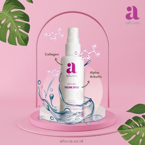 Foto Produk peeling spray Alluvia dari zailmun -shop
