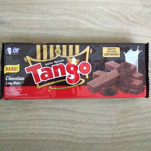 Foto Produk Tango wafer 130 gram. - Cokelat dari snack_it
