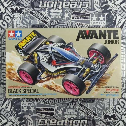 Foto Produk #95501 Avante Jr Black Special dari Creation HobbyShop