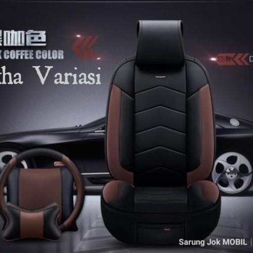 Foto Produk TERBARU sarung jok mobil xpander sport exceed ultimate 26 MARET MBL2 dari SALES WOW
