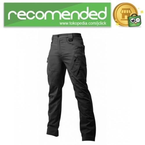 Foto Produk MOMO Celana Panjang Cargo Pria Tactical Waterproof - AP78 / XL / Hitam dari JClick