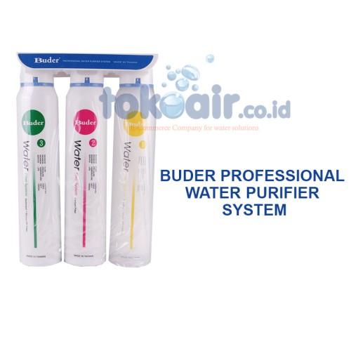 Foto Produk BUDER PROFESSIONAL WATER PURIFIER SYSTEM dari Toko Filter Airindo