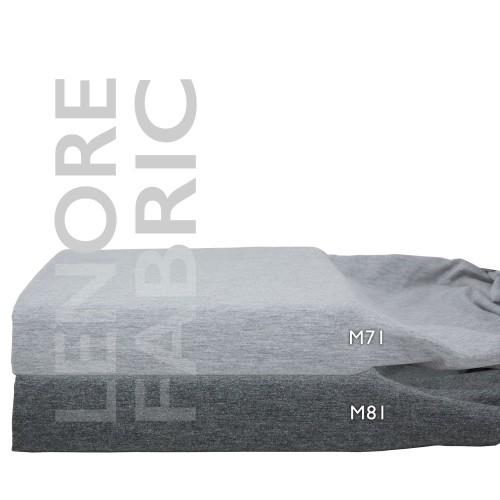 Foto Produk BAHAN KAIN MOTIF KATUN SPANDEX MIX - KAIN METERAN - KAIN MISTY - MISTY M71 dari Lenore Fabric