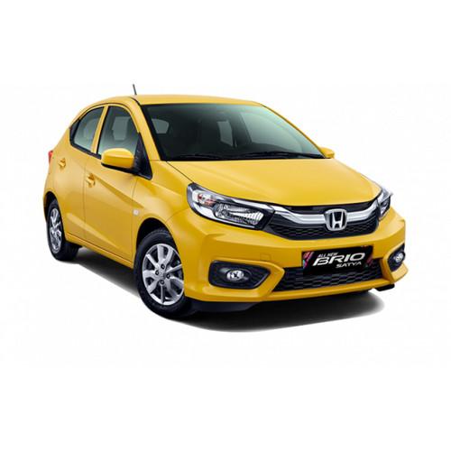 Foto Produk Honda Brio Satya E MT - Kuning dari Honda Niaga Sudirman
