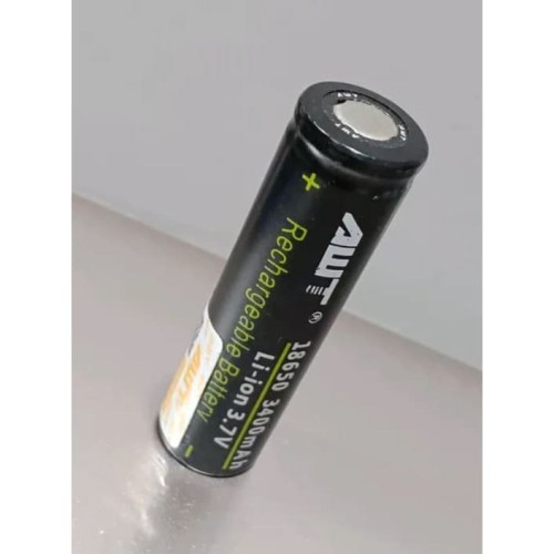 Foto Produk Battery AWT 18650 - 3400mAh 3.7v AUTHENTIC black dari kVn-Shop