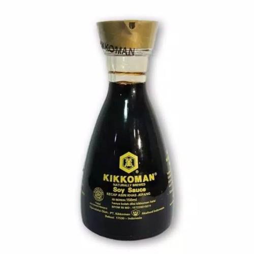 Foto Produk Soy Sauce - Kecap Asin Khas Jepang KIKKOMAN dari BERKAH JAYA MEAT