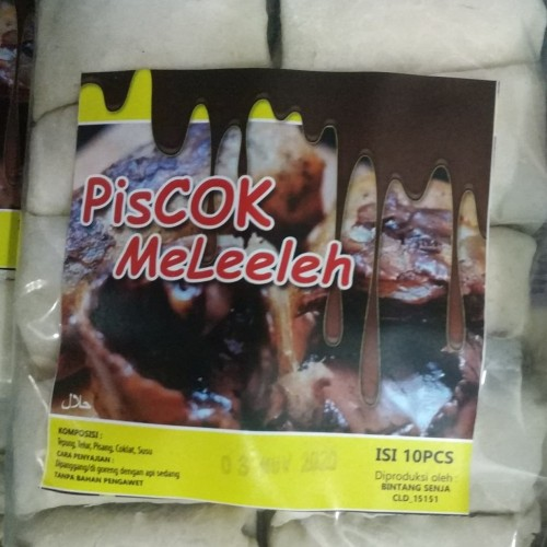 Jual Piscok Meler Meler Isi 8 Kota Tangerang Anto Frozen Food Tokopedia