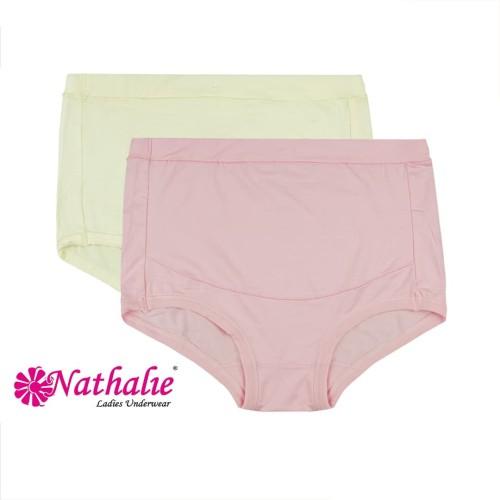 Foto Produk Celana Dalam Hamil Nathalie Underwear NTC 2097 - Merah Muda, XL dari Flyman Nathalie Store