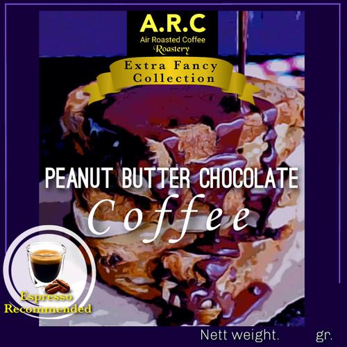 Foto Produk Espresso Coffee Beans Peanut Butter 250 Gr. Extra Fancy Collection dari Toko Rok Presso