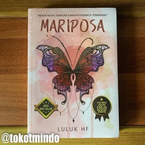 Foto Produk Novel Mariposa (Luluk HF) dari toko tmindo