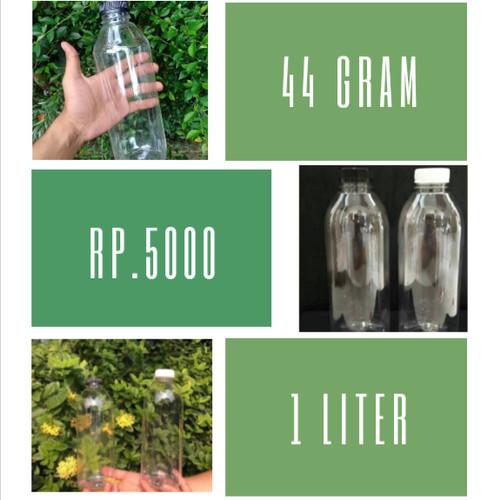 Foto Produk Botol Plastik Kale 1 Liter (44 Gram) dari BerkahInovasikreatif