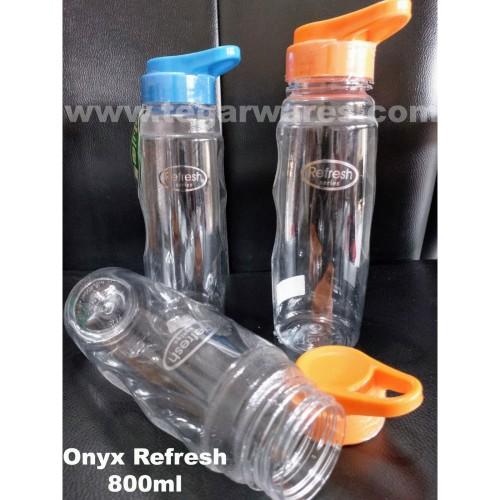 Foto Produk Botol Minum Sport Kapasitas Besar Onyx Refresh Made In Indonesia dari craftsxwares