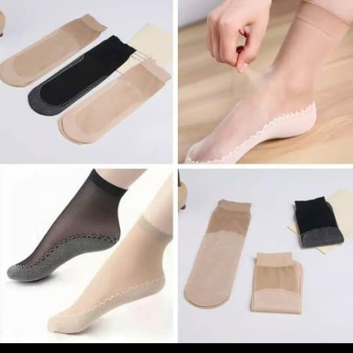 Foto Produk 3psg kaos kaki stocking - Hitam dari wujia-shop