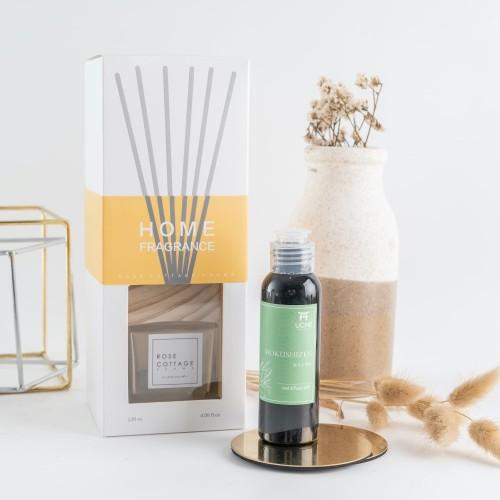 Foto Produk UCHII Bamboo Diffuser Mokushizen Pewangi Ruangan Home Fragrance Liquid dari uchii store