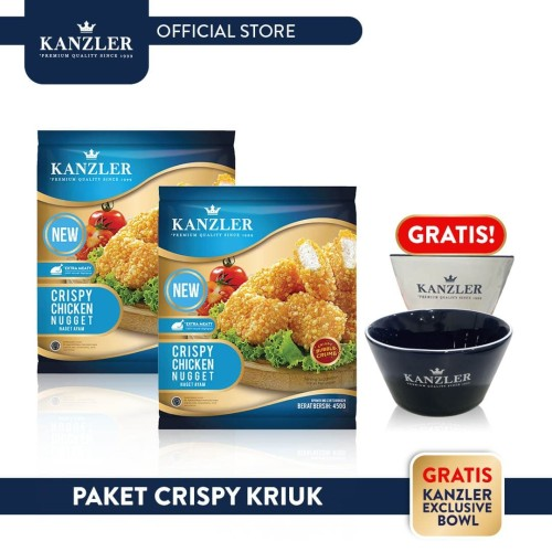 Foto Produk Kanzler Paket Crispy Kriuk dari Kanzler Official Store
