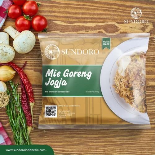 Foto Produk Bakmi Mie Goreng Jogja Sundoro dari Javaanse Noedels