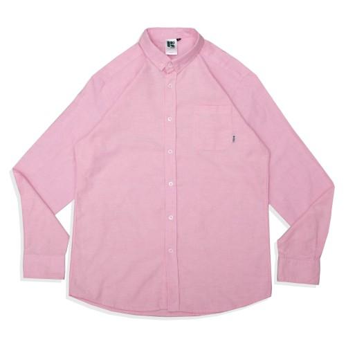 Foto Produk Foxford LS Soft Pink Shirt - M dari Russ & Co.