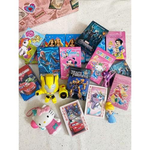 Foto Produk Kartu remi anak karakter - Family Game - Hello Kitty dari Shop-Drop