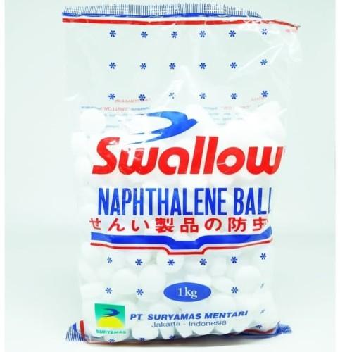 Foto Produk Swallow Napthalene 1000 gr dari Salam Sehat Bugar