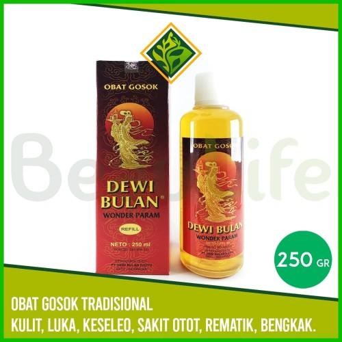 Foto Produk ✅DEWI BULAN Obat Gosok 250 ml Refill Wonder Param Otot Antiseptik dari BeauLife