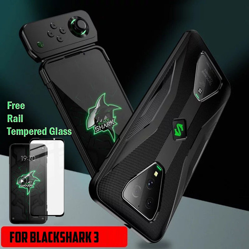 Foto Produk Blackshark 3 Atau Black shark 3 Pro Gaming Case Free Rel Gamepad - Blackshark 3 dari JUALGADGETS