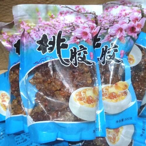 Foto Produk Peach Gum / Tao Jiao 500 gram dari MULTI KARYA GROSIR