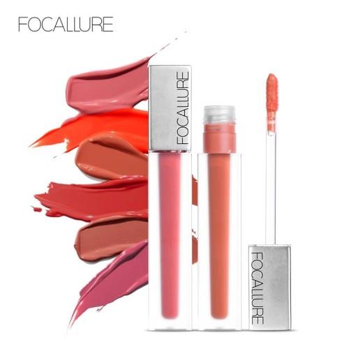 Foto Produk FOCALLURE New Long-lasting & Ultra-matte Waterproof Lipstick FA67 - FA67-05 dari beauty entity