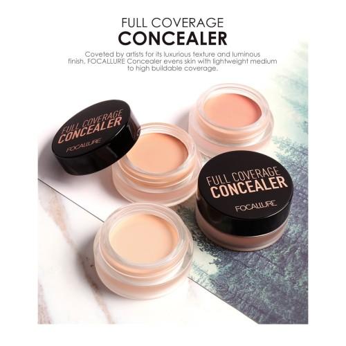 Foto Produk FOCALLURE 7 Colors Concealer Cream Base Lasting Oil Control FA58 - FA58-07 dari beauty entity