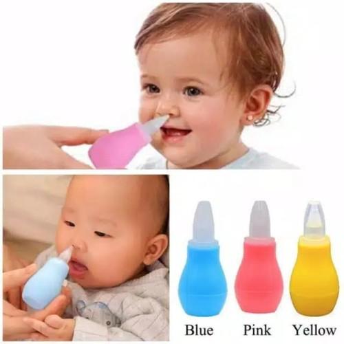 Foto Produk Sedotan Ingus Bayi Pembersih Hidung Nose Cleaner Pipet Baby dari Baby Orange
