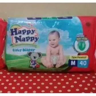 Foto Produk Happy Nappy Baby Diaper / Perekat M40 dari Krista Collection