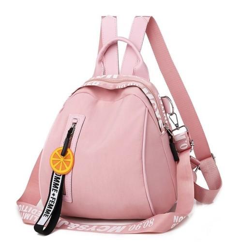Foto Produk READY STOK B7079-pink Tas Ransel Stylish Lucu Homme + Femme dari AlMirah Olshop