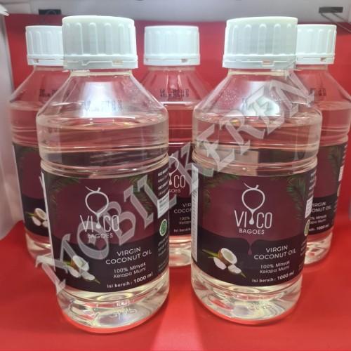 Foto Produk VCO Vico Bagoes 1000 ml dari Mobil Keren