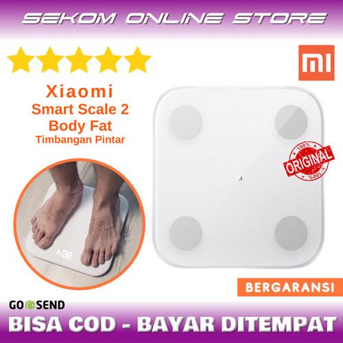Foto Produk Xiaomi Mi Smart Scale 2 Body Fat Composition Timbangan Badan Pintar dari SEKOM ONLINE STORE