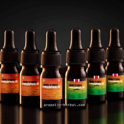Foto Produk Paket 5 Botol British Propolis (silahkan chat untuk mengkombinasi) dari GD12 store