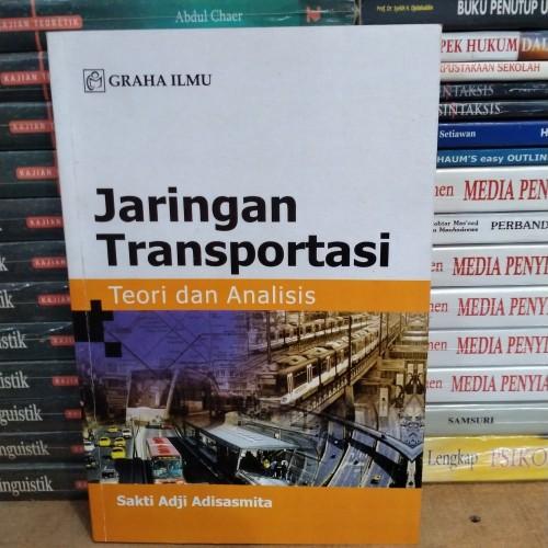 Foto Produk Jaringan Transportasi Teori dan Analisis dari TOKO BUKU MARWAH MEDAN