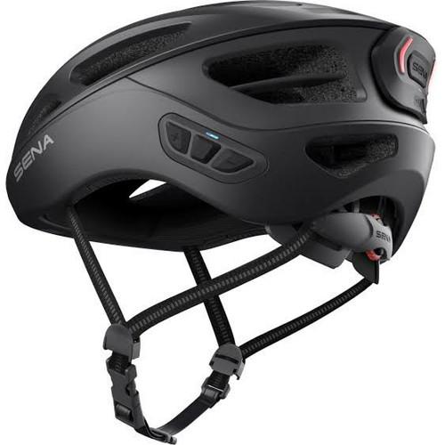 Foto Produk Helm Sepeda Sena R1 EVO Hitam - M dari duniamotorcom-DM