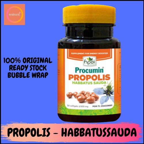Foto Produk PROCUMIN PROPOLIS HPAI / PROPOLIS / SUPLEMEN / HERBAL / HPAI / HNI dari Syakura Herbs