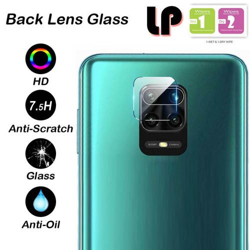 Foto Produk LP Camera Tempered Glass Xiaomi RedMi Note 9 - Note 9 Pro - Cover Lens - Note 9 Pro dari Logay Accessories