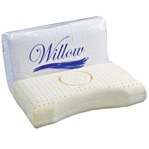 Foto Produk Bantal Latex Side Sleeper / Willow Pillow Side Sleeper Cover Knitting dari Willow Pillow