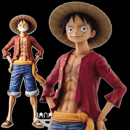 Foto Produk Luffy Action Figure One Piece Grandista dari Waroeng Figure