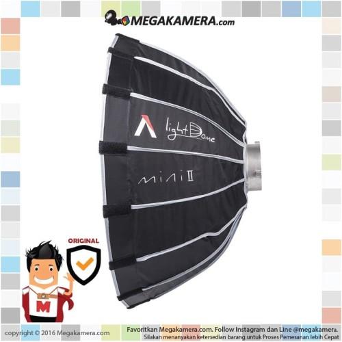 Foto Produk Aputure Light Dome Mini II for LS C300d II / LS C120d II dari Megakamera