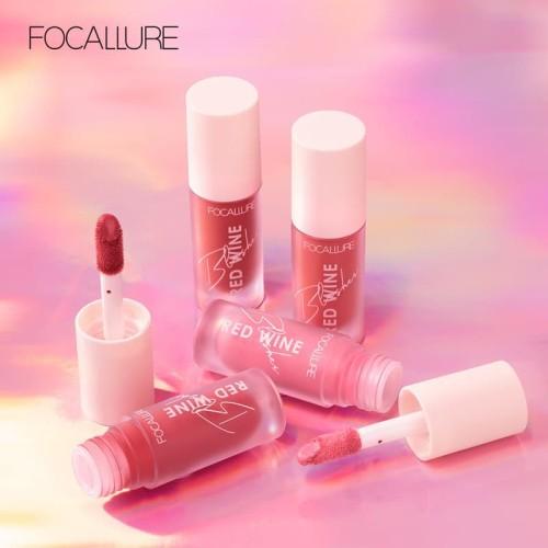 Foto Produk FOCALLURE Matte Liquid blushes Natural cheek waterproof blusher FA89 - FA89-01 dari beauty entity
