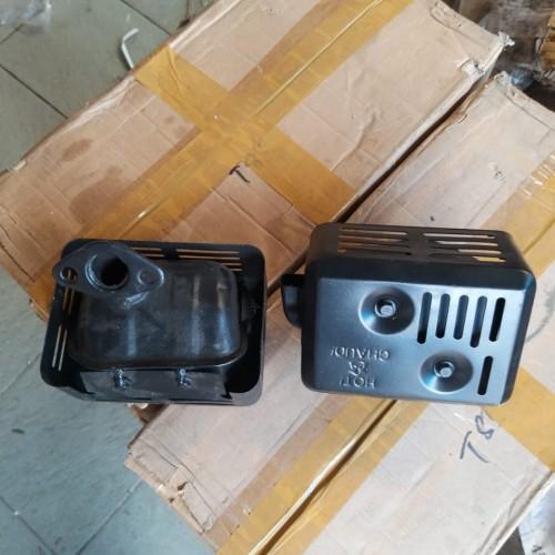 Foto Produk knalpot/muffler GX-160 dari Isamu Diesel