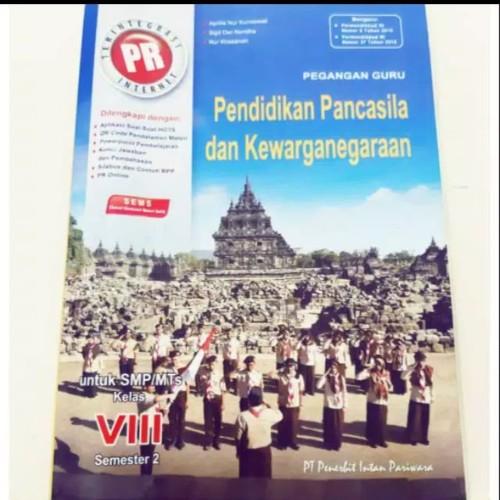 Jual Buku Kunci Jawaban Pr Pendidikan Pancasila Kelas 8 Semester 2 Kota Surabaya Happy Shope Toped Tokopedia
