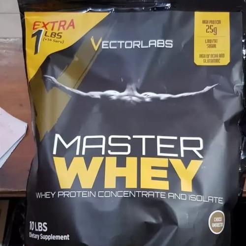 Foto Produk Master Whey 11lbs - Choco Milk dari Solid-Store