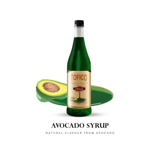 Foto Produk Avocado Syrup Premium 1 liter botol refill dari Toko Rok Presso