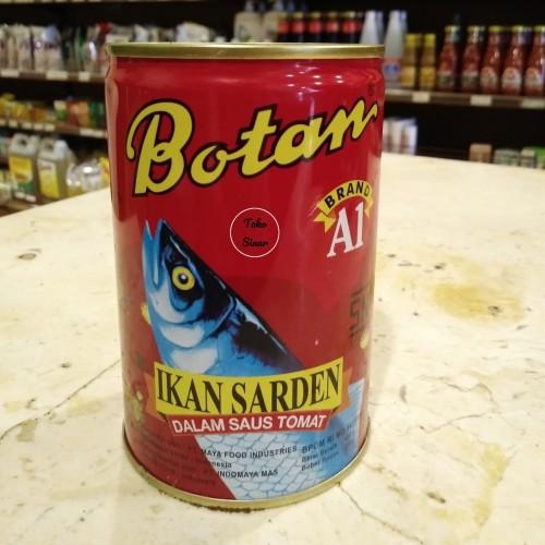 Foto Produk Botan Sarden Besar - 425 Gram dari Toko Sinar Convenience
