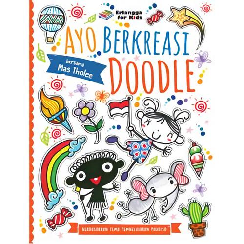 Foto Produk Ayo Berkreasi Doodle dari Penerbit Erlangga